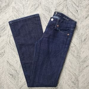 7 For All Mankind Bootcut Denim Jeans 24